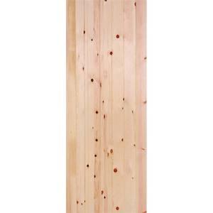 Frame Ledge & Brace - Redwood Exterior Door - 1981 x 838 x 44mm