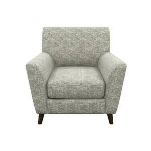 Nirvana Plain Accent Chair - Mist