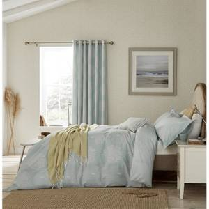Sanderson Home Coraline Duvet Cover - Double - Marine