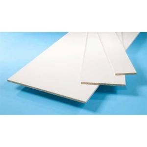 White Furniture Board - 15 x 533 x 2440mm