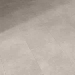 Embossed Luxury Vinyl Click Flooring - Pomena Stone Tile - Sample