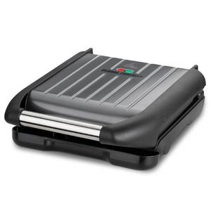 George Foreman Compact Grill - Grey