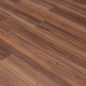Embossed Luxury Vinyl Click Flooring - Norfolk Walnut - Sample