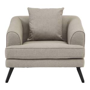 Mylo Fabric Armchair - Natural