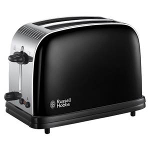 Russell Hobbs Colours Toaster - Black