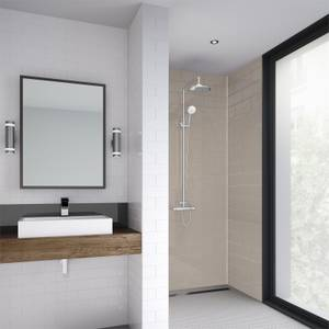 Wetwall Coffee - 1220mm - Shower Panel - Composite