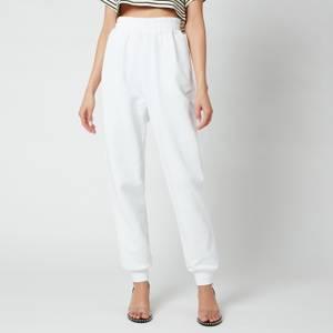 Philosophy di Lorenzo Serafini Women's Slim Trackpants - White