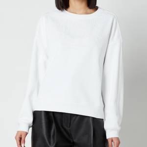 Philosophy di Lorenzo Serafini Women's Logo Sweatshirt - White