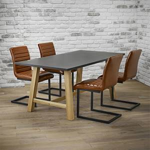 Brooklyn 4 Seater Dining Set - Montana Dining Chairs