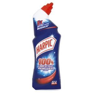 Harpic Limescale Remover Original Bleach - 750ml