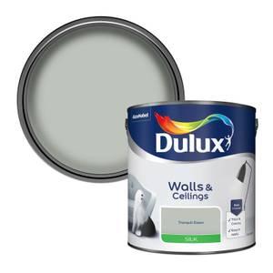 Dulux Tranquil Dawn - Silk Emulsion Paint - 2.5L
