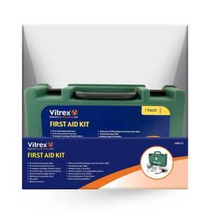 VItrex First Aid Kit (hard Case)