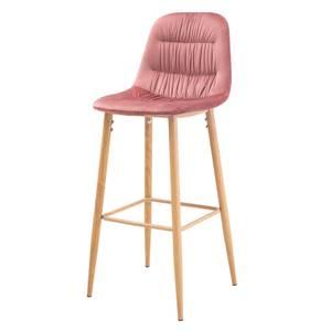 Harper Bar Stool - Vintage Pink - Pack of 2