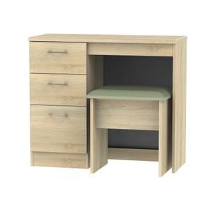 Amalfi Dressing Table and Stool Set - Bardolino