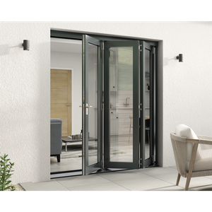 Rohden Slide & Fold Door Set 1800mm - Grey