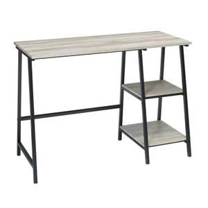 Kyoto Desk - Oak & Black