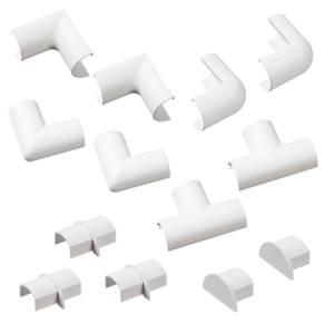 D-Line Micro+ Clip-Over Accessory Multipack - White