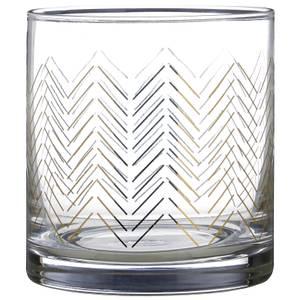 Jazz Tumbler Glasses - Set of 4