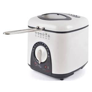 Kitchen Perfected 1L Compact Deep Fryer.