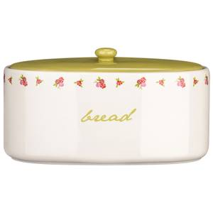 Rose Cottage Bread Crock