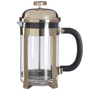 Allera Cafetiere - 800ml - Gold Finish