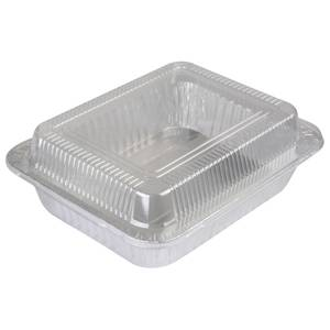 BBQ Buddy Foil Tray with Lid