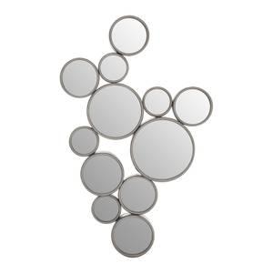 Athena Small Wall Mirror - Silver