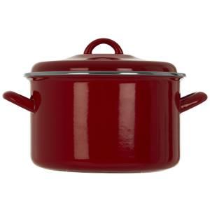 Porter Large Casserole Dish - Red