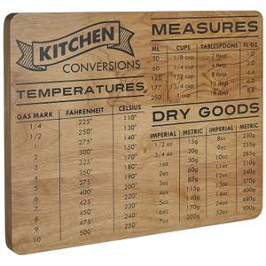 Rubberwood Conversion Table Board