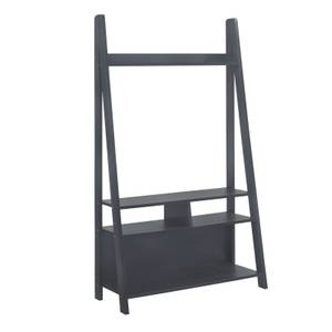 Tiva Ladder TV Entertainment Unit - Black