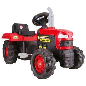Dolu Ride On Tractor Pedal Operated Red