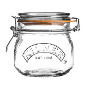 Kilner Clip Top Round Jar - 500ml
