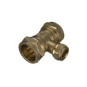 Compression Reducing Tee 15x15x22mm