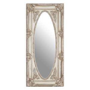 Cassis Oval Wall Mirror - Champagne