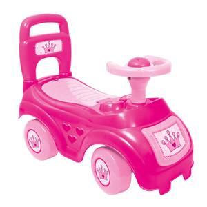 Dolu Sit N Ride Push Along Car Pink