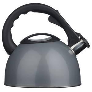 Whistling Kettle - 2.5Ltr - Silver