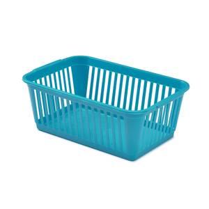 30cm Handy Basket - Teal - 2 Pack
