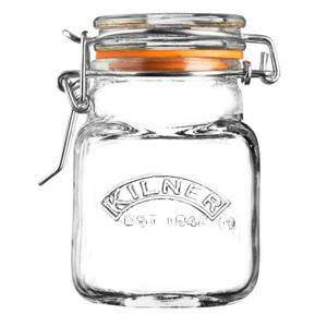 Kilner Clip Top Square Spice Jar - 70ml