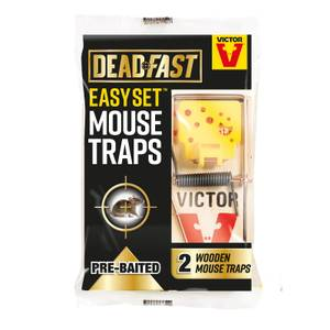Deadfast Easy Set Mouse Twin