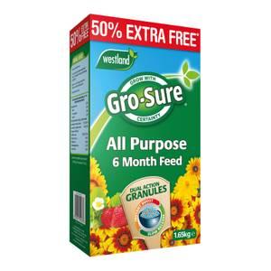 Gro-Sure 6 Month Slow Release Plant Food 1.1kg