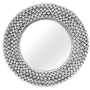 Temple Pewter Wall Mirror