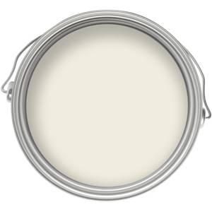 Homebase Smooth Masonry Colour Paint Tester - Butter Cream 250ml