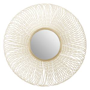 Temple Twisted Wire Wall Mirror