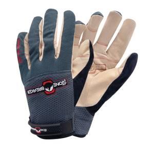 StoneBreaker Nailbender Trades Work Gloves - Medium - Charcoal