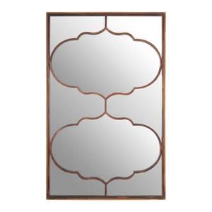 Zara Arabesque Wall Mirror - Gold