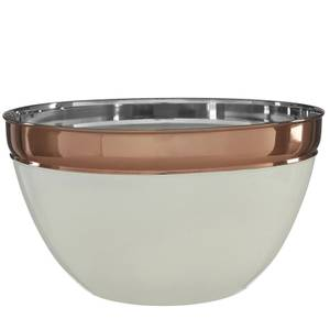 Prescott Large Mixing Bowl - Silver