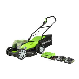 Greenworks 48V Lawnmower 2 Battery Charger (M36K2X)
