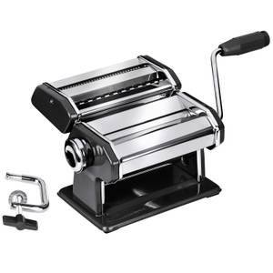 Pasta Maker - Black & Chrome