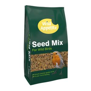 Wild Appetite Seed Mix 1.5kg