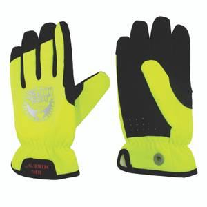 Big Mike by Stonebreaker Hi-Viz Work Gloves - Medium